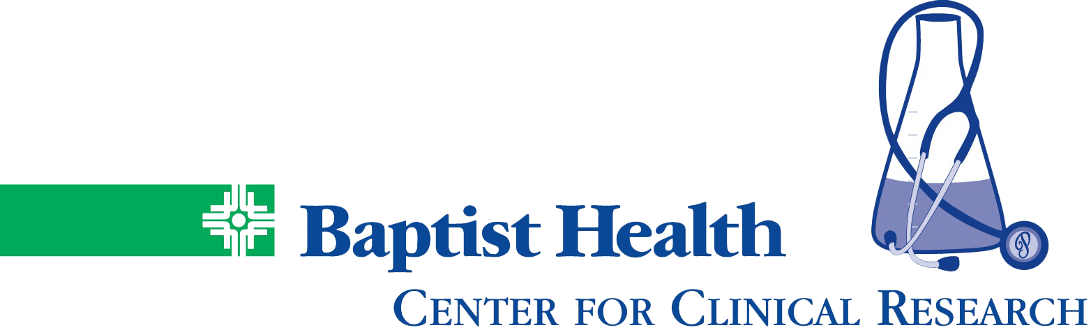 logo - Baptist Health Center for Clinical Research